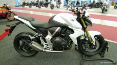 2013 Honda CB1000R at 2013 Montreal Motorcycle Show