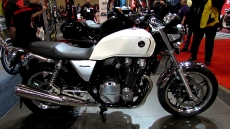 2013 Honda CB1100 at 2013 Toronto Motorcycle Show
