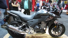 2013 Honda CB500X at 2013 Toronto Motorcycle Show