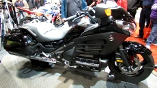 2013 Honda Gold Wing F6R at 2013 Toronto Motorcycle Show