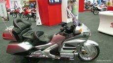 2013 Honda Gold Wing GL1800AL at 2013 Montreal Motorcycle Show