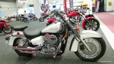 2013 Honda Shadow at 2013 Montreal Motorcycle Show