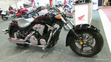 2013 Honda VT1300 Stateline at 2013 Montreal Motorcycle Show