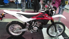 2013 Husqvarna TE310R at 2013 Quebec Motorcycle Show