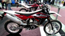 2013 Husqvarna TE511 at 2013 Quebec Motorcycle Show