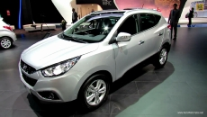 2013 Hyundai ix35 Diesel Premium Limited at 2012 Paris Auto Show