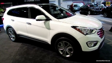 2013 Hyundai Santa Fe XL AWD Luxury at 2013 Ottawa Auto Show