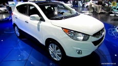 2013 Hyundai Tucson Limited at 2012 Los Angeles Auto Show