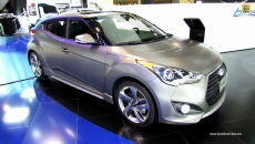 2013 Hyundai Veloster Turbo at 2013 Toronto Auto Show