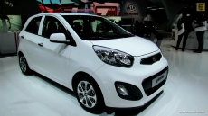 2013 KIA Picanto at 2012 Paris Auto Show
