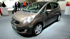 2013 KIA Venga Diesel at 2012 Paris Auto Show