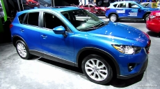 2013 Mazda CX-5 Grand Touring AWD at 2013 Detroit Auto Show