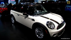 2013 Mini Cooper Clubman Hyde Park Edition at 2013 Montreal Auto Show