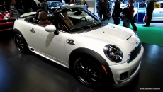 2013 Mini Cooper S Roadster at 2013 Montreal Auto Show