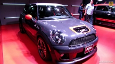 2013 Mini John Cooper Works GP at 2013 Detroit Auto Show