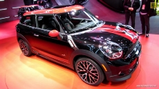 2013 Mini John Cooper Works Paceman at 2013 Detroit Auto Show