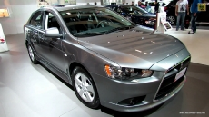2013 Mitsubishi Lancer Sportback GT at 2013 Montreal Auto Show