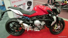 2013 MV Agusta Brutale 675 at 2013 Montreal Motorcycle Show