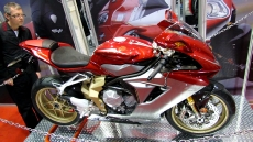 2013 MV Agusta F3 Serie Oro at 2013 Toronto Motorcycle Show
