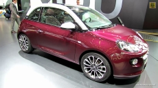 2013 Opel Adam Glam at 2012 Paris Auto Show
