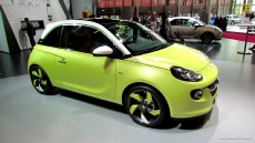 2013 Opel Adam Jam at 2012 Paris Auto Show