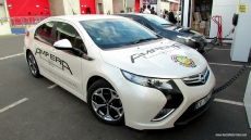 2013 Opel Ampera at 2012 Paris Auto Show