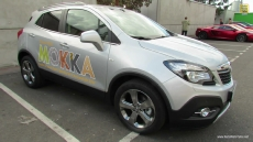 2013 Opel Mokka at 2012 Paris Auto Show
