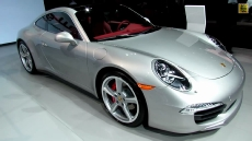 2013 Porsche 911 Carrera 4S at 2013 NY Auto Show