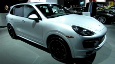 2013 Porsche Cayenne GTS at 2013 NY Auto Show