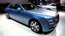2013 Rolls-Royce Ghost at 2013 NY Auto Show