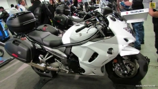 2013 Suzuki GSX-1250FA at 2013 Montreal Motorcycle Show
