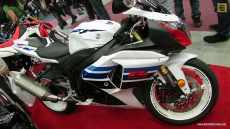 2013 Suzuki GSX-R1000 One Million Edition at 2013 Montreal Motorcycle Show