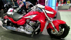 2013 Suzuki Boulevard M109R Special Edition at 2013 Montreal Motorcycle Show