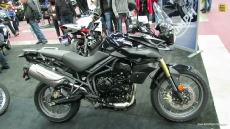2013 Triumph Tiger 800 at 2013 Montreal Motorcycle Show