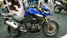 2013 Triumph Tiger Explorer 1200 at 2013 Montreal Motorcycle Show