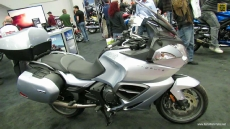 2013 Triumph Trophy SE 1200 at 2013 Montreal Motorcycle Show