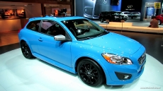 2013 Volvo C30 T5 AWD R-Design at 2012 LA Auto Show