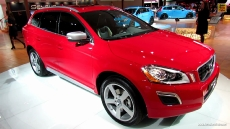 2013 Volvo XC60 T6 AWD R-Design at 2013 Detroit Auto Show