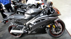 2013 Yamaha YZF-R6 at 2013 Toronto Motorcycle Show