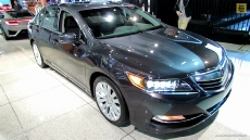 2014 Acura RLX P-AWS at 2012 Los Angeles Auto Show