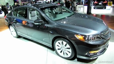 2014 Acura RLX SH-AWD Sport Hybrid at 2013 Los Angeles Auto Show