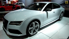2014 Audi RS7 at 2013 Toronto Auto Show