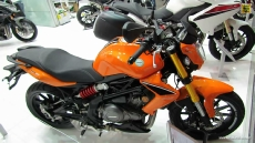 2014 Benelli BN302 at 2013 EICMA Milan Motorcycle Exhibition