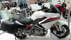 2014 Benelli BN600GT at 2013 EICMA Milan Motorcycle Exhibition