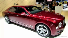 2014 Bentley Mulsanne at 2013 Los Angeles Auto Show