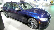 2014 BMW 328d xDrive Touring at 2014 Montreal Auto Show