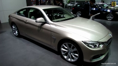 2014 BMW 4-Series 420d Diesel Coupe at 2013 Frankfurt Motor Show