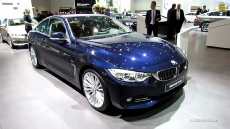 2014 BMW 4-Series 428i Coupe at 2013 Frankfurt Motor Show