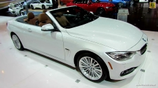 2014 BMW 4-Series 428i Convertible at 2013 Los Angeles Auto Show