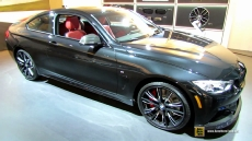 2014 BMW 435i M Sport Package at 2014 Toronto Auto Show